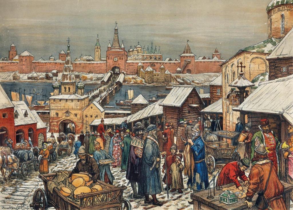 Васнецов Новгородский торг.jpg